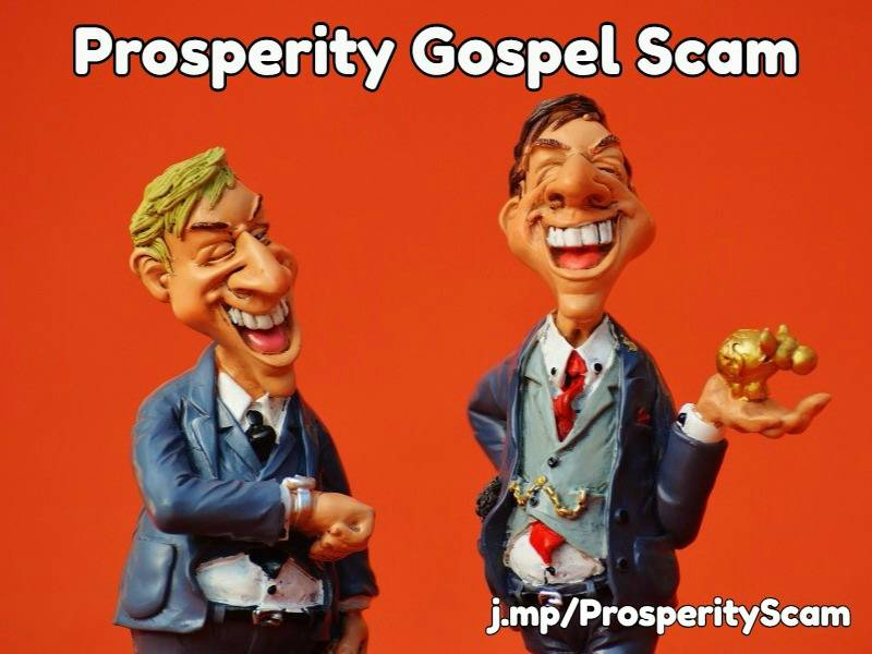 Prosperity Gospel | Apologetics Index