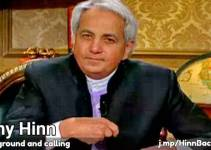 Background Benny Hinn