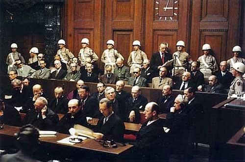 Incultura si anti-romanism: Acuzatorii Miscarii Legionare ar trebui sa stie ca aceasta a fost scoasa de sub acuzare de Tribunalul de la Nurnberg inca din 1945
