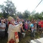 Ortodoxie fara frontiere: Episcopul de stil nou, Visarion al Tulcii, sfinteste o biserica cu hramul pe stil vechi