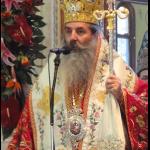 IPS Serafim de Pireu la Mangalia (8 sept. 2014) – predică puternică împotriva ecumenismului