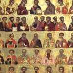 Parintele Ioan Sismanian – Predica la Duminica Tuturor Sfintilor