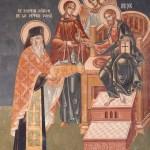 Acatistul Sfinţitului Mărturisitor Justin, stareţul de la Petru Vodă