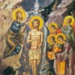 Botezul Domnului Hristos – Cuvinte ale Sfântului Ioan Maximovici