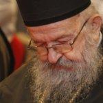 Episcopul antiecumenist Artemie avertizeaza: Pericol evident de schisma in cadrul Bisericii Ortodoxe a Serbiei