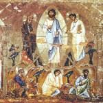 Parintele Constantin Voicescu: Pe Tabor, Domnul a luat pe intaiul intru credinta, pe intaiul intru iubire si pe intaiul intru rabdare