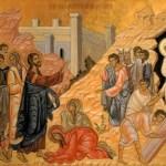 Parintele Sofian Boghiu – Cuvant la Sambata lui Lazar. Cum a ajuns Maica Domnului in Muntele Athos