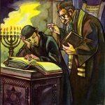 Cuvantul Sf. Ioan Gura de Aur despre iudei: popor blestemat ce se inchina satanei, iar sinagoga lor este casa de desfrau