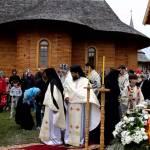 Mănăstirea Paltin – Petru Vodă în haine sărbătoare. Slujba de hram și hirotesirea maicii starețe