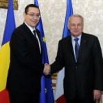 Premierul francez: Franta exclude exploatarea gazelor de sist. Ponta: Asta cu gazele de sist nu mai traducem