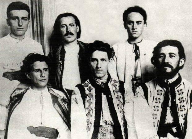 Intemeietori Miscarea Lgionara - Legiunea Arhnaghelului Mihail