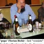 Florian Bichir omul schismaticului Onufrie Pop de Bergamo in ograda Bisericii Ortodoxe