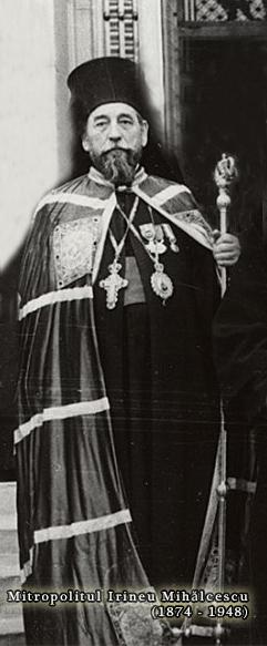 mitr. Irineu Mihalcescu