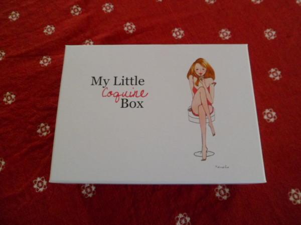 my little box coquine février