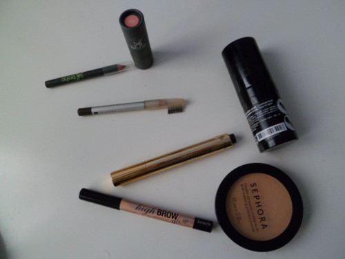 armes maquillage finitions mars