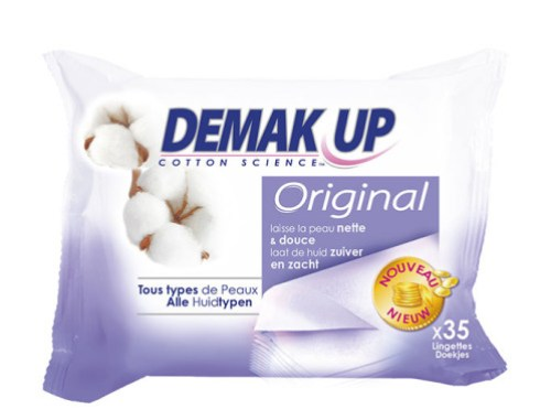 lingettes demak'up original