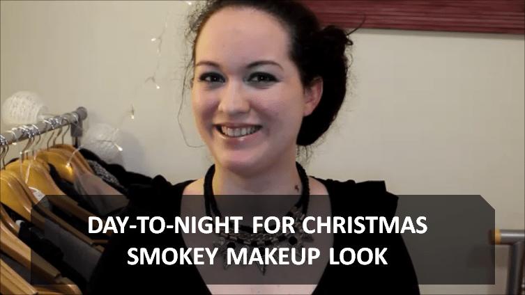 night smokey makeup