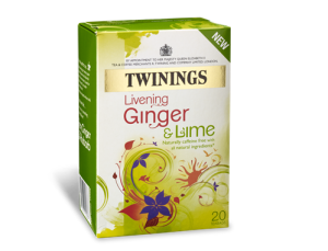 ginger lime twinings
