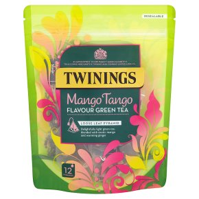 twinings mango tango