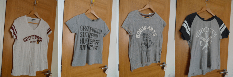 tshirts harry potter