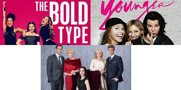 the bold type séries