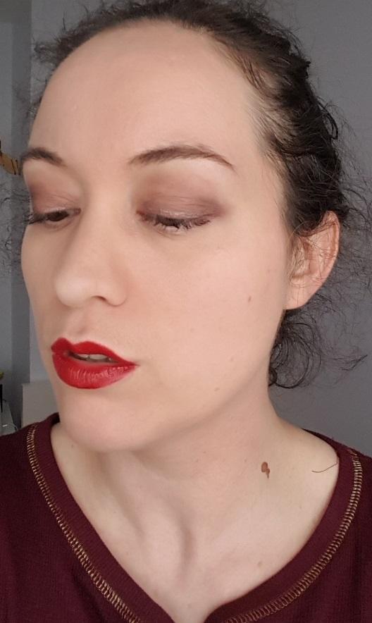 rouge guerlain maquillage