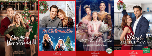 téléfilms de Noël Hallmark