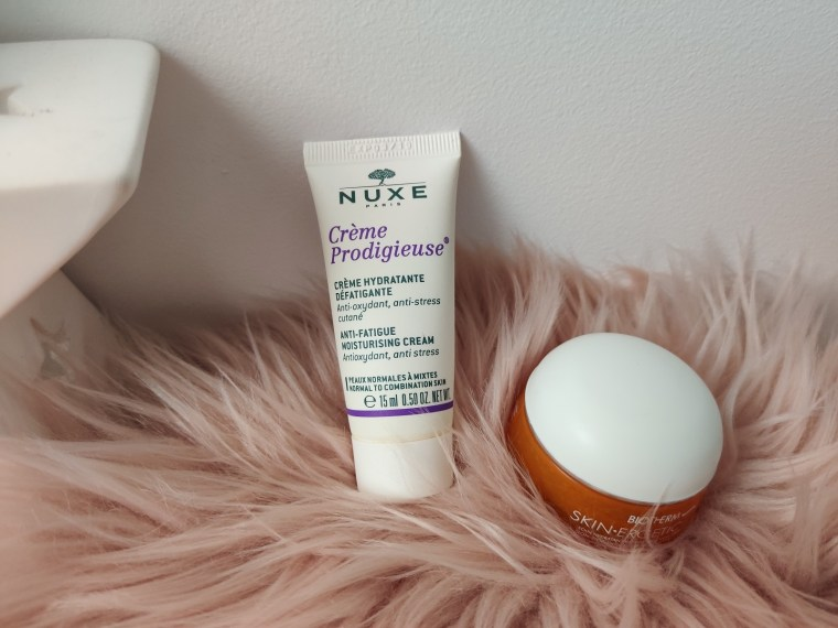 soins nuxe biotherm