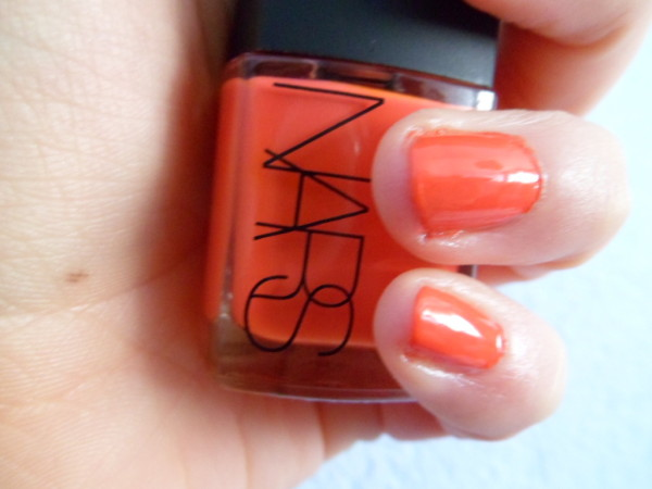 zoom nars vernis tv party