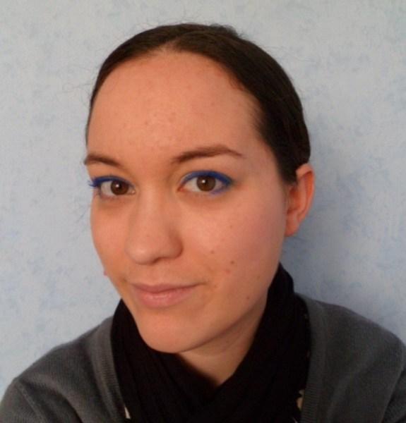 maquillage teint yeux