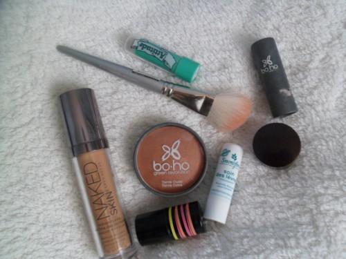 rituel maquillage teint