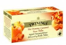 twinings thé pomme caramel tatin