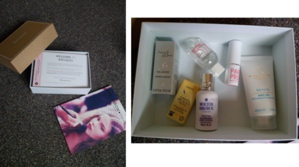 box birchbox september uk