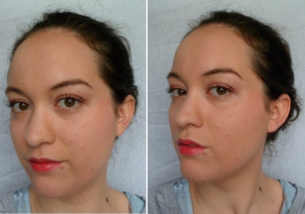 maquillage complet