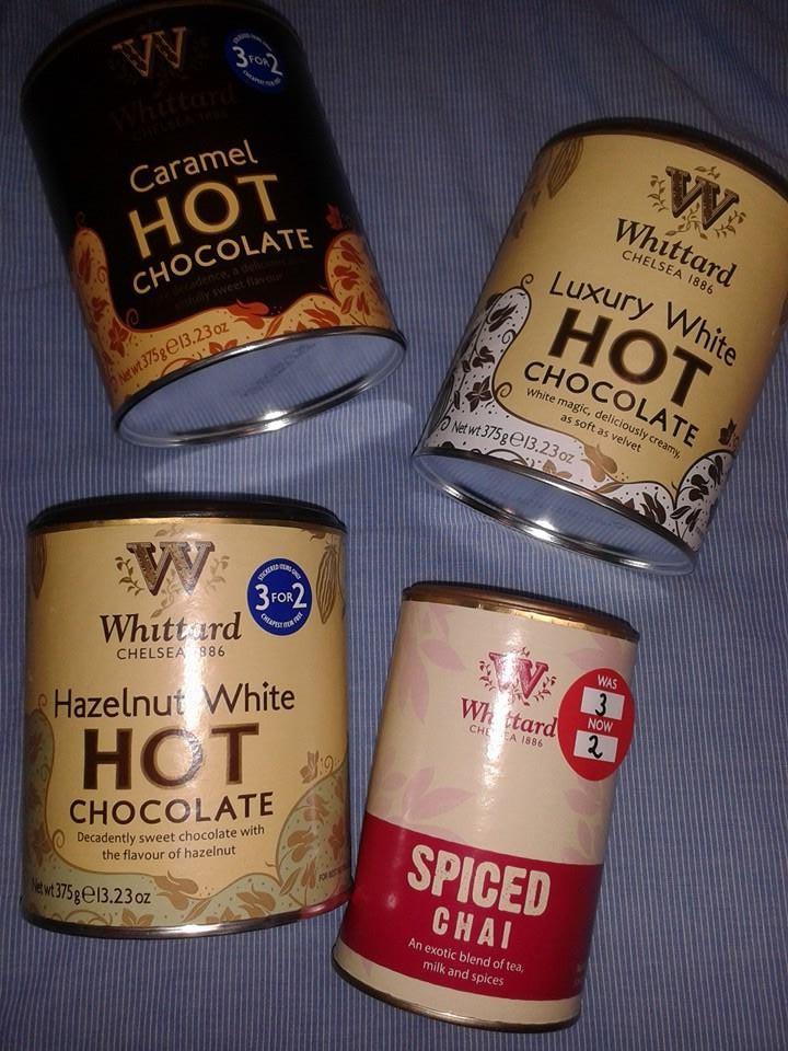 chocolat chaud whittard
