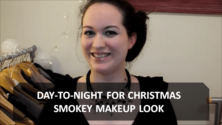 night smokey makeup