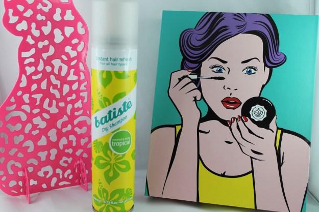 shampooing sec batiste tropical