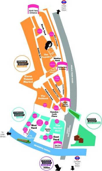 plan camden market