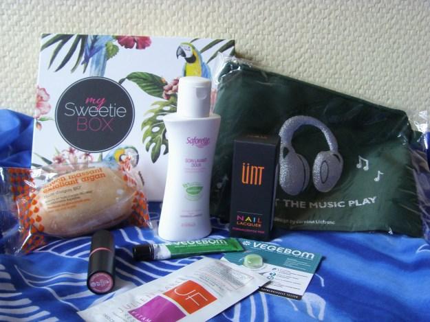 my sweetie box juin