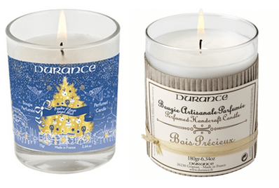 bougies hiver durance