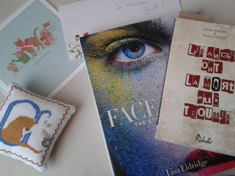livres anniversaire