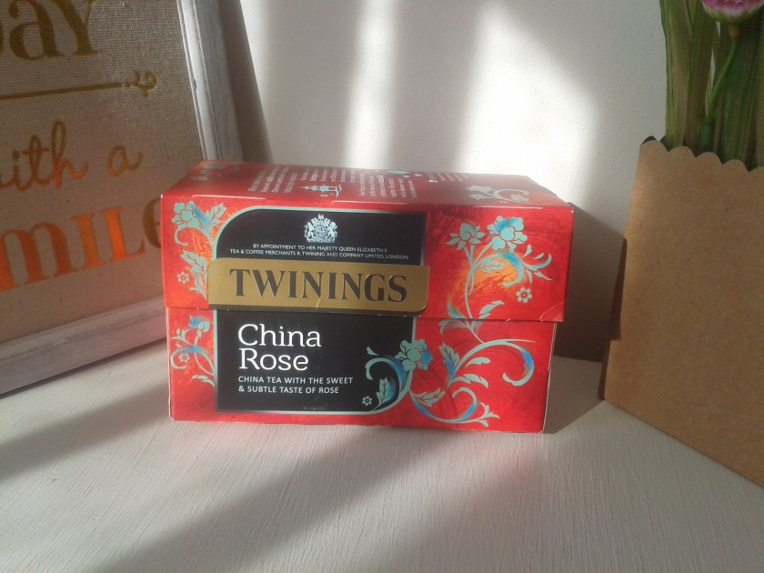 the china rose twinings