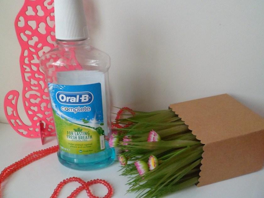 oral b bain de bouche complete