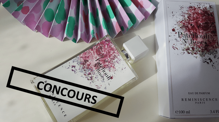 concours patchouli n roses