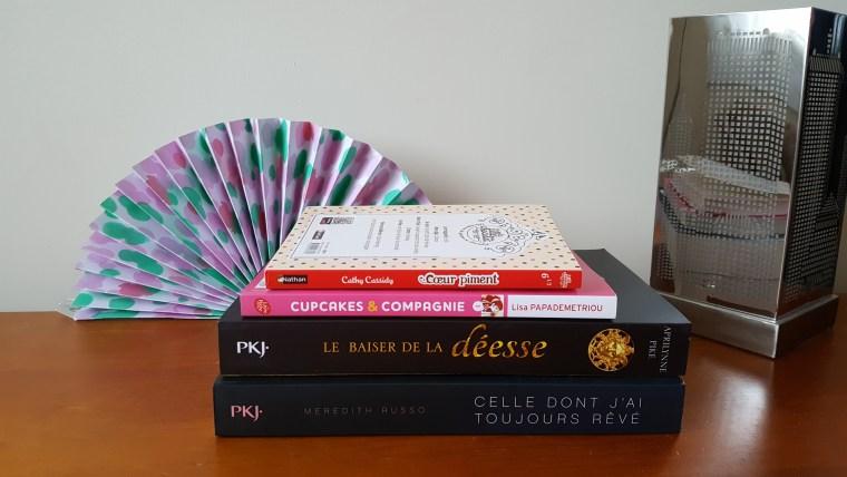 livres recus