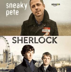 sneaky pete sherlock