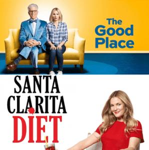the good place santa clarita diet