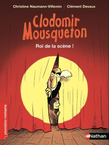 clodomir mousqueton roi de la scene