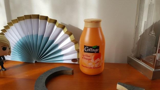 cottage fleur d'oranger