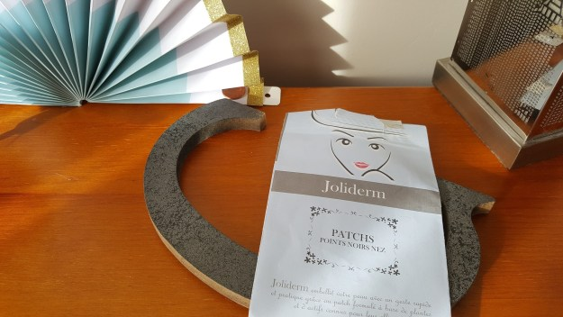 joliderm patch points noirs